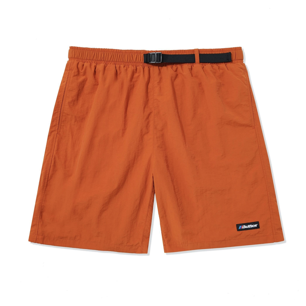 Butter Goods Auto Shorts Tangarine