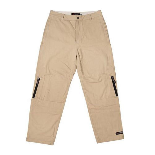 Bronze Tech Pants - Stone Khaki