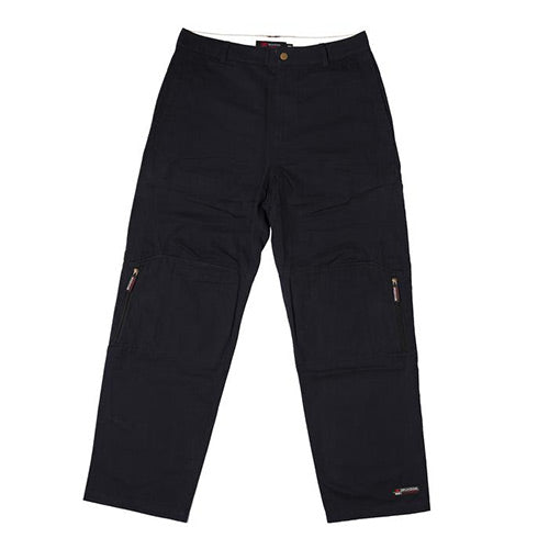 Bronze Tech Pants - Navy