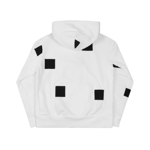 Adidas H Shmoo Box Hoodie White/Black | 1991 Skateshop | Fremantle WA