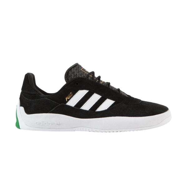Adidas Puig Core Black/White/Green