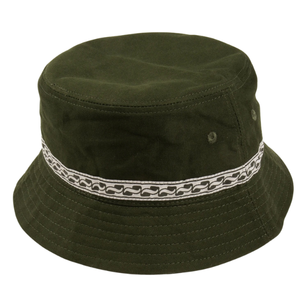 Passport Autoribbon Bucket Hat Green