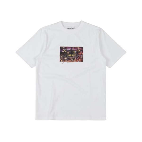 Yardsale Ibiza SS T-shirt White