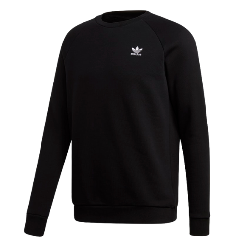 Adidas Essential Crew Black | 1991 Skateshop | Fremantle WA