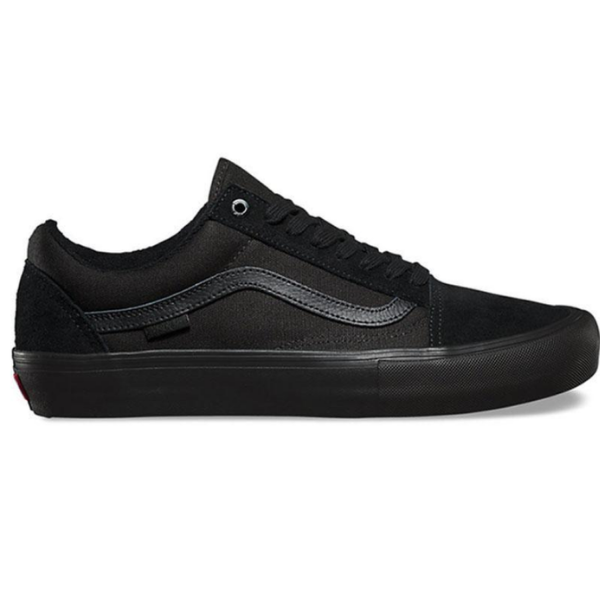 Vans Skate Old Skool Pro Black/Black | 1991 Skateshop | Fremantle WA
