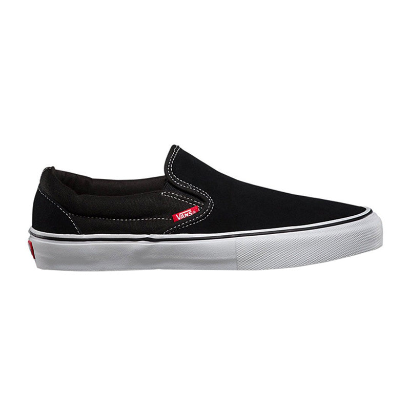 Vans Slip On Pro Black White Gum - 1991 Skateshop Online Store