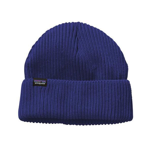 Patagonia Fishermans Rolled Beanie Cobalt Blue | 1991 Skateshop | Fremantle WA
