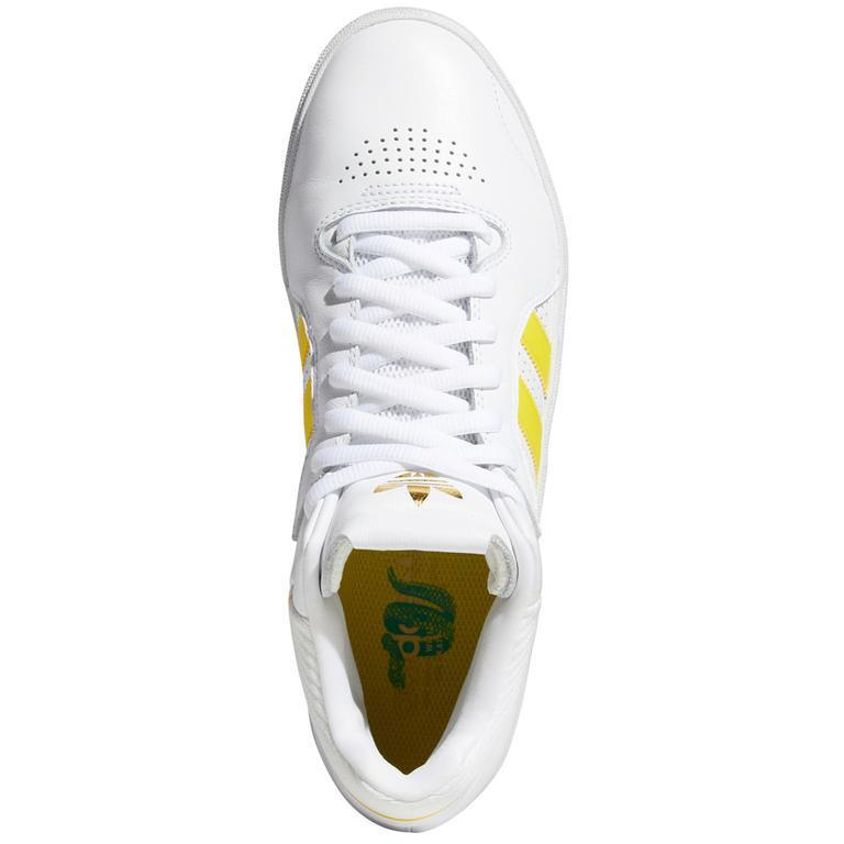 Adidas Tyshawn White / Yellow / Gold | 1991 Skateshop | Fremantle WA