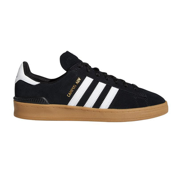 Adidas Campus ADV Core Black/Ftwr White/GUM4