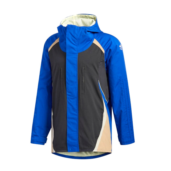 Adidas Alltimers Jacket Blue/Carbon/Hemp