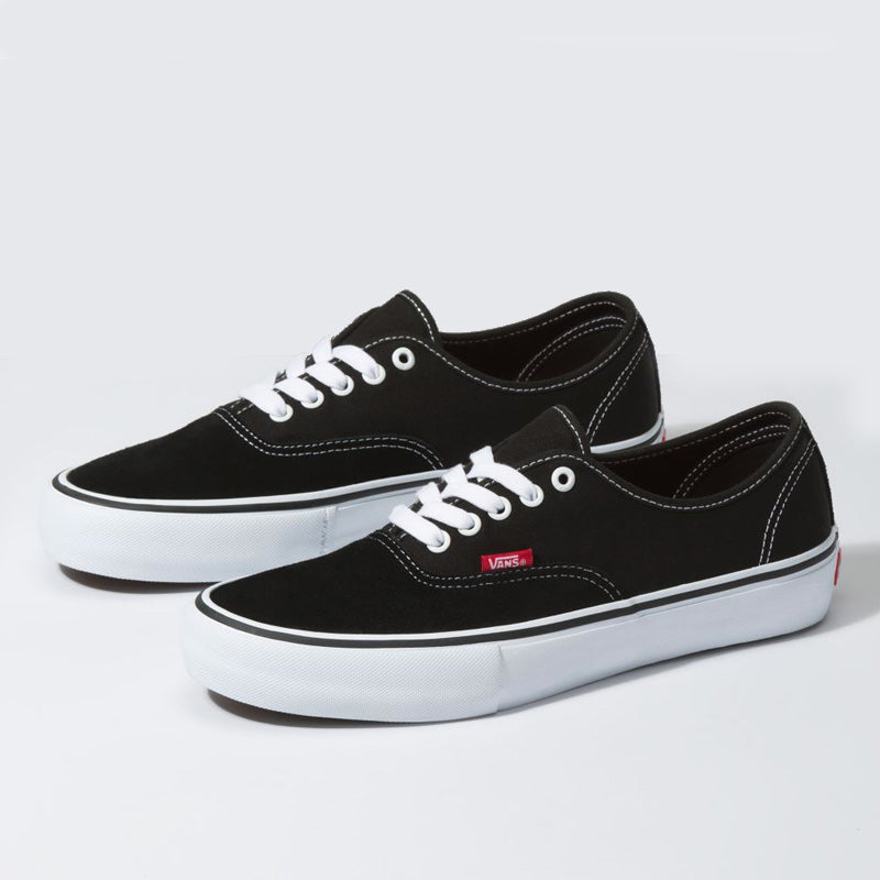Vans Skate Authentic Pro Black/White