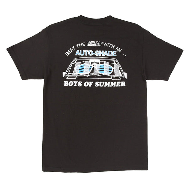 Boys of Summer Autoshade Tee - Black