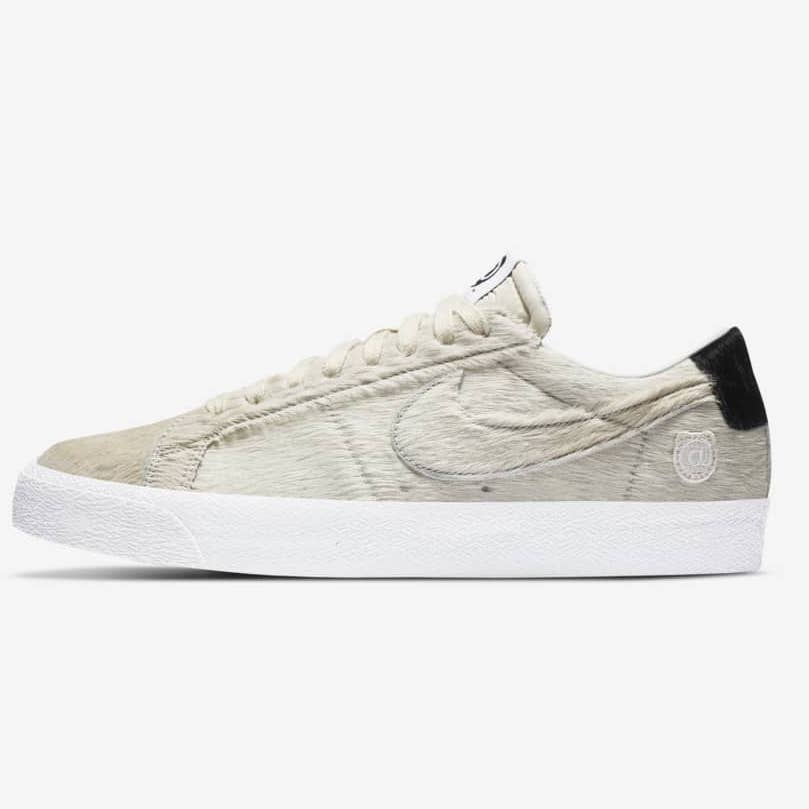 Nike SB Blazer Low Medicom Toy