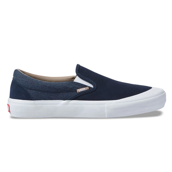 Vans Classic Slip On Pro Dress Blues/Portabella