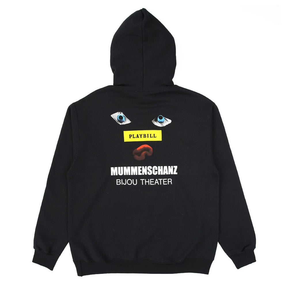 Boys of Summer WGBH Hooded Sweatshirt - Black - 1991 Skateshop Online Store