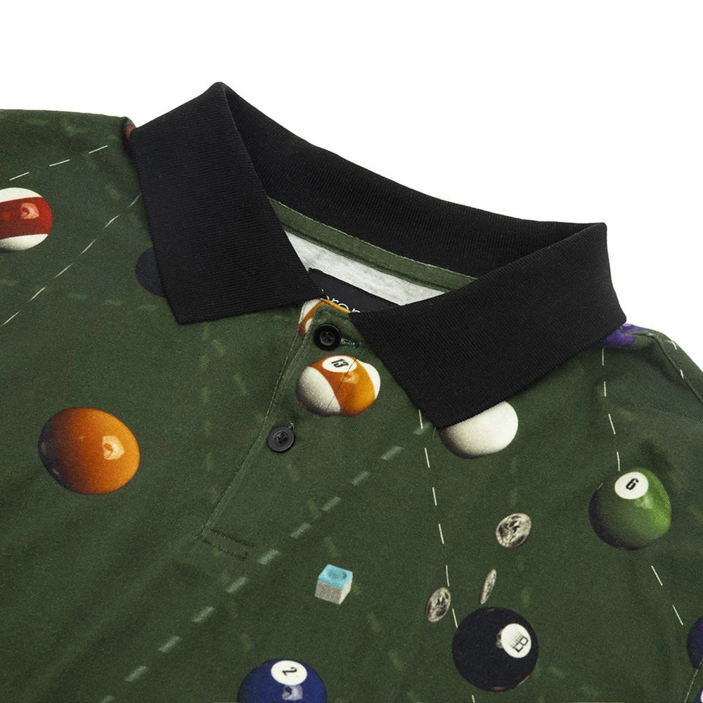 Bronze 56K Billiard Polo Green