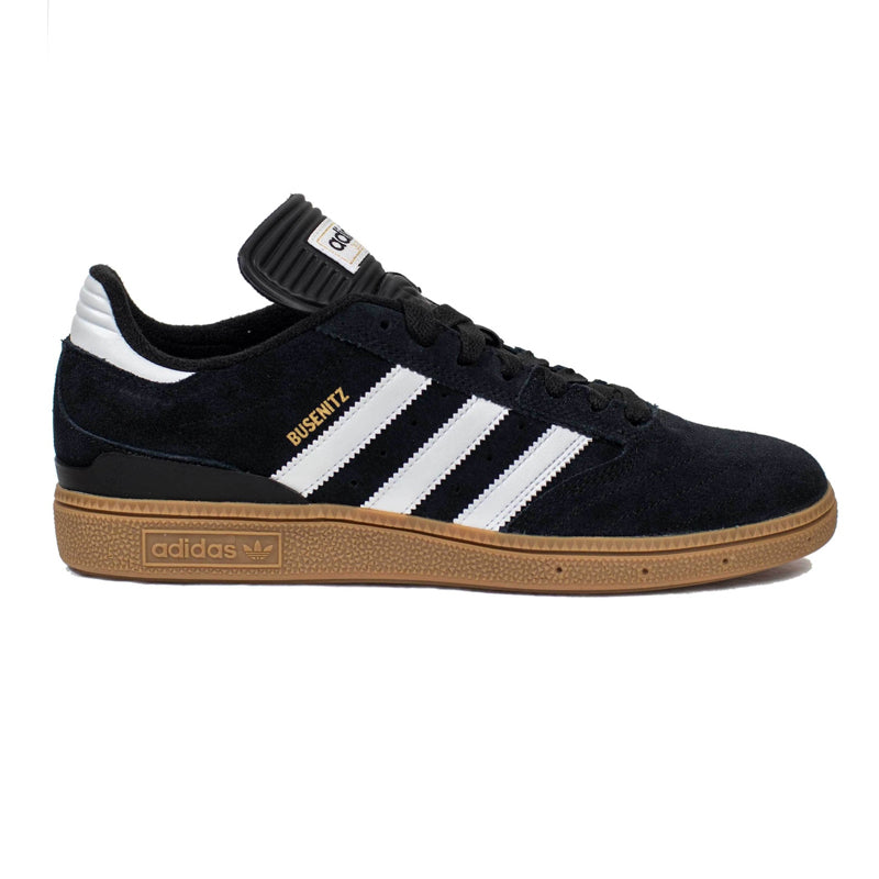 Adidas Busenitz Black/Run White/Metallic Gold - 1991 Skateshop Online Store