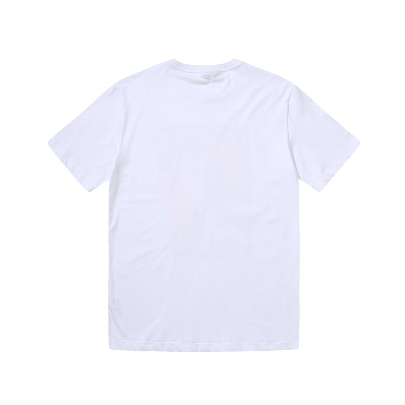 Helas United Tee White