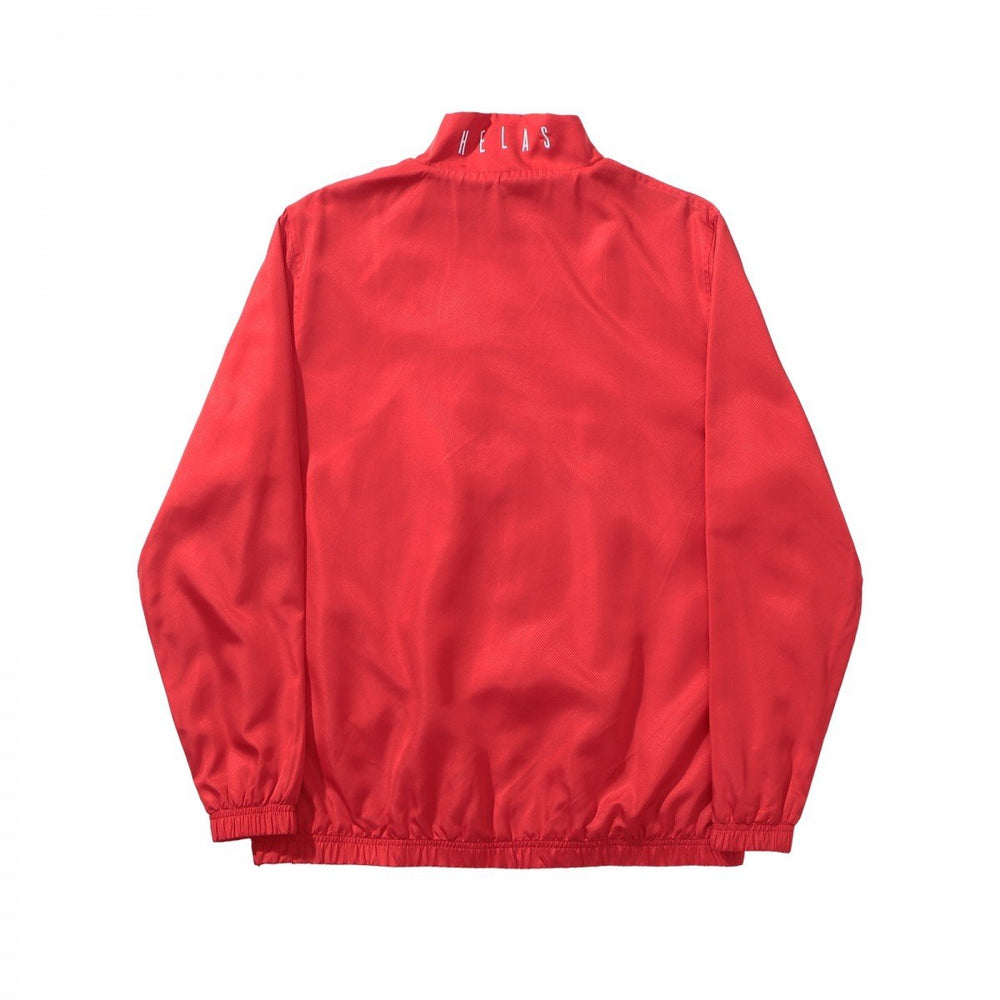 Helas Classic Tracksuit Jacket Red - 1991 Skateshop Online Store