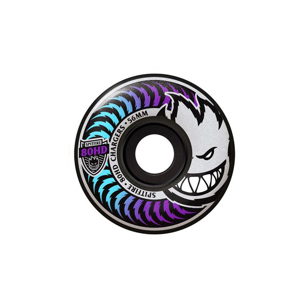 Spitfire Wheel 80HD Charger Icy Fade Black Classic