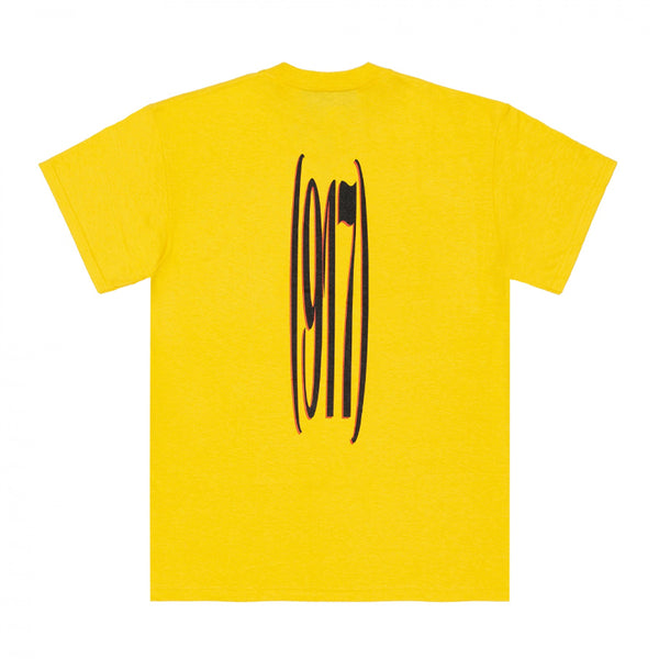 Call Me 917 Melon Tee Yellow