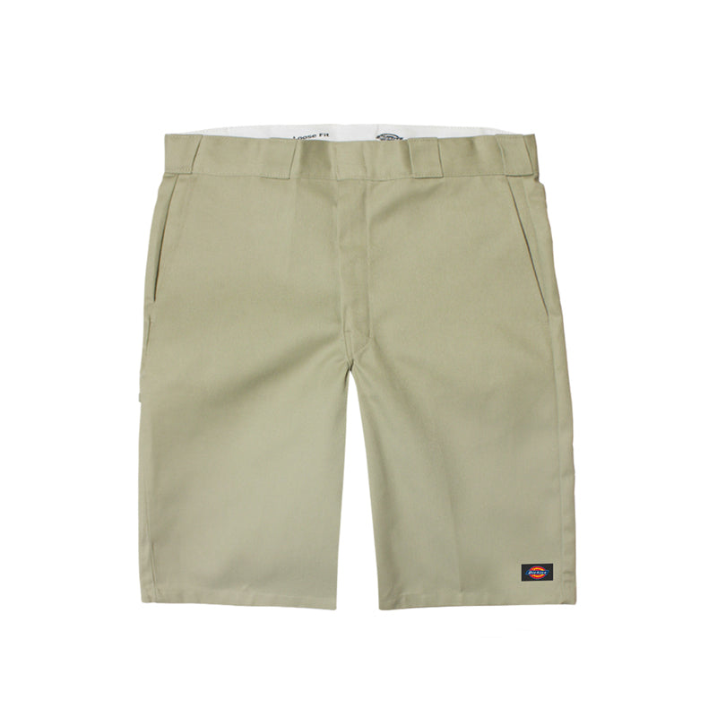 Dickies 131 Slim Straight Short - Khaki - 1991 Skateshop Online Store
