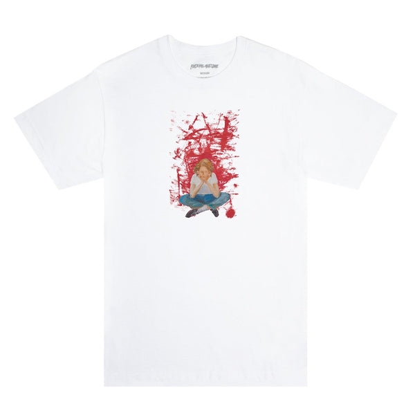 FA Dill Painting Tee White