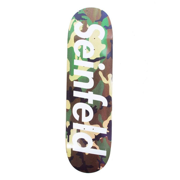 The Friend Ship Seinfeld Camo Deck