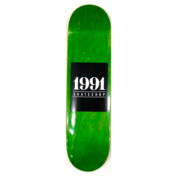 1991 HW American Pro Wood - Square Popsicle