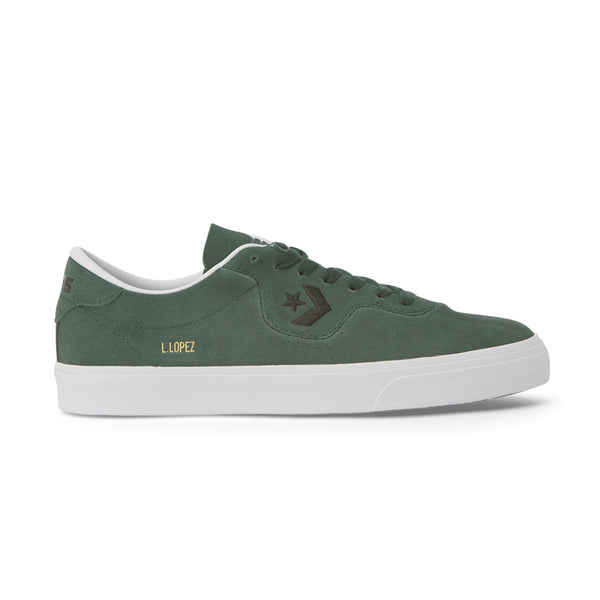 Converse Louie Lopez Pro Low Deep Emerald/Black/White