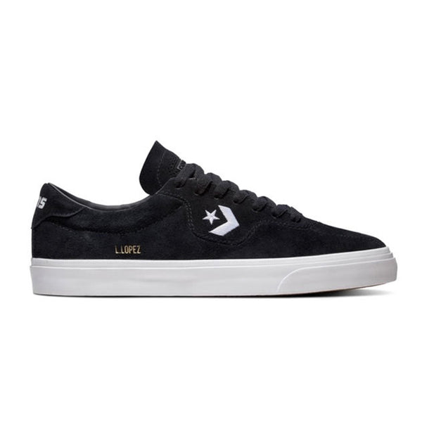 Converse Louie Lopez Pro Low Black/Black/White