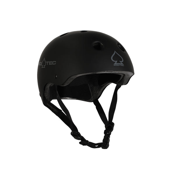 Pro-Tec JR. Classic Fit Matte Black