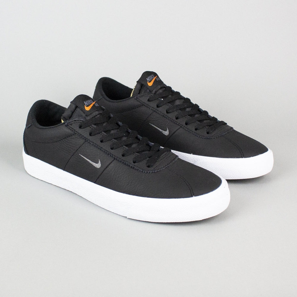 Nike SB Zoom Bruin ISO Black Dark Grey Black/White
