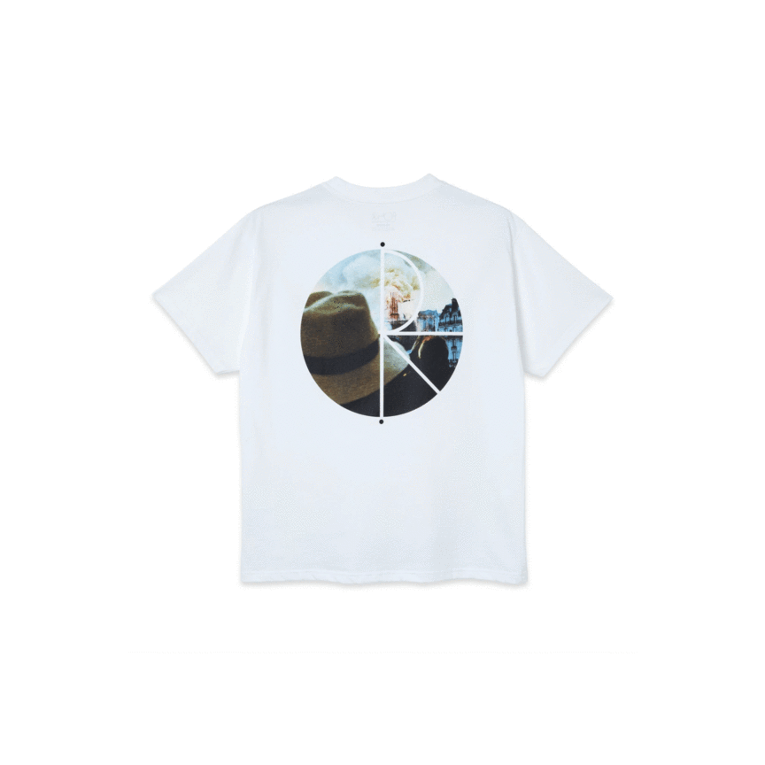 Polar Skate Co Notrefill Tee White | 1991 Skateshop | Fremantle WA
