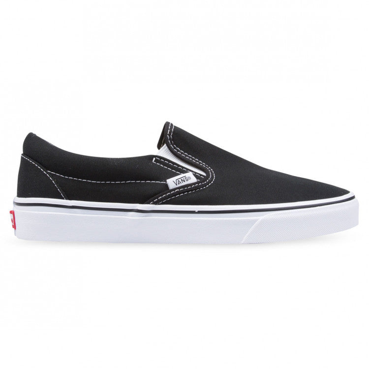 Vans Skate Slip On Pro Black/White | 1991 Skateshop | Fremantle WA