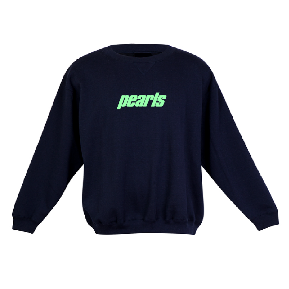 Pearls OG Crew Navy