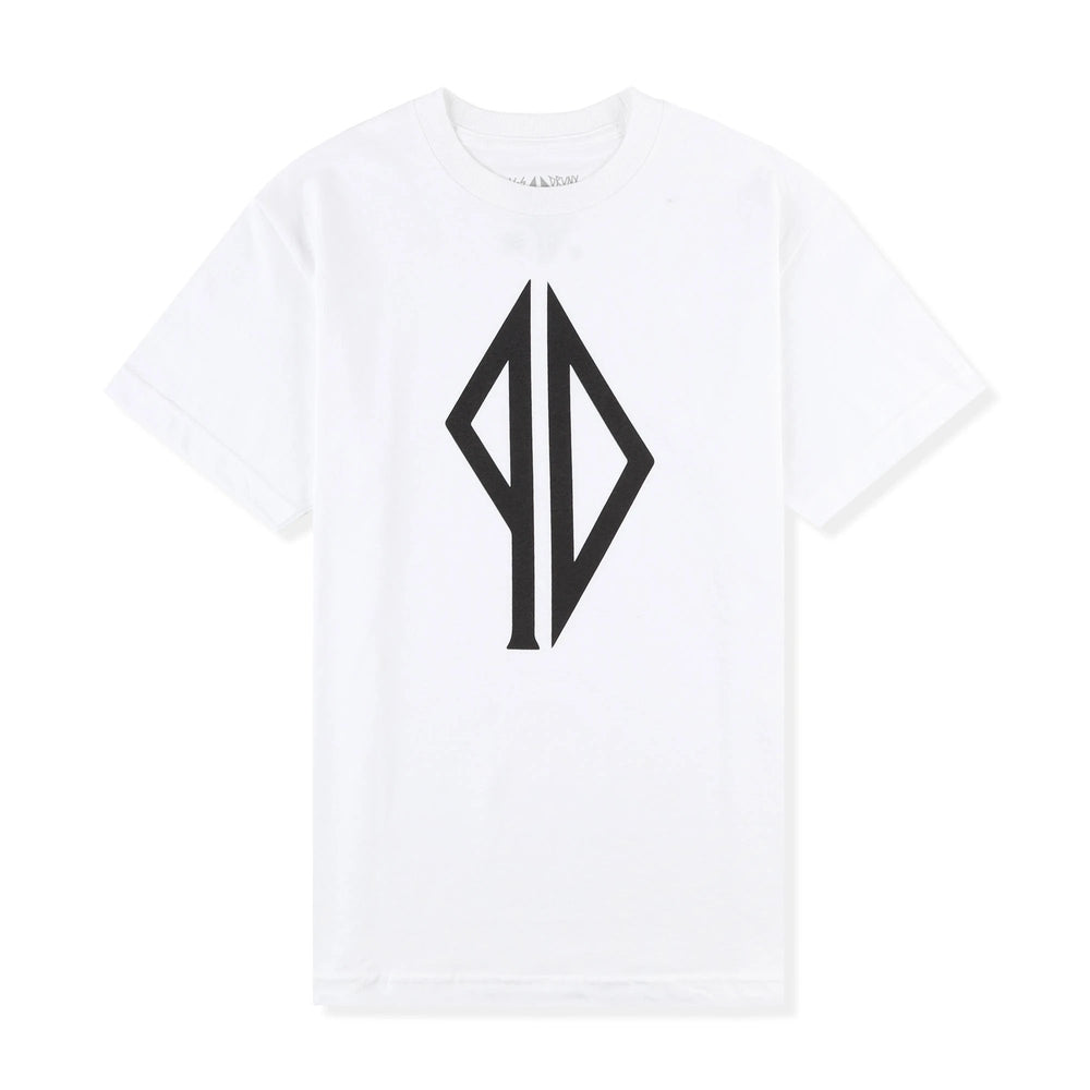 Piss Drunx Logo Tee White