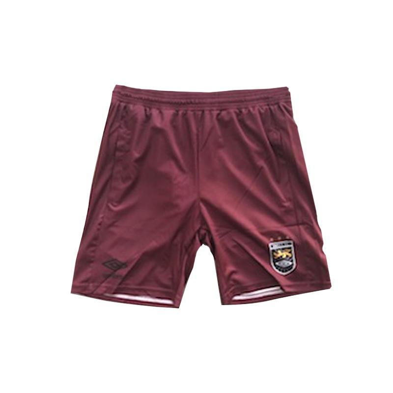 Sweet SKTBS x Umbro Team Shorts Wine - 1991 Skateshop Online Store