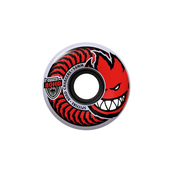 Spitfire Wheel 80HD Charger Clear Classic