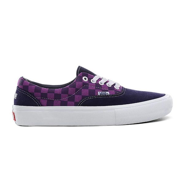 Vans x Baker Era Pro Kader Purple/Check
