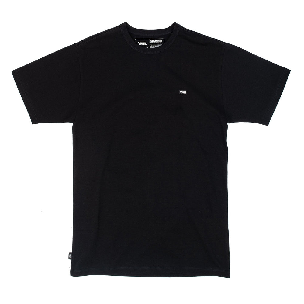 Vans Off The Wall Classic Tee Black - 1991 Skateshop Online Store