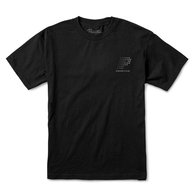 Primitive Tee VHS Black