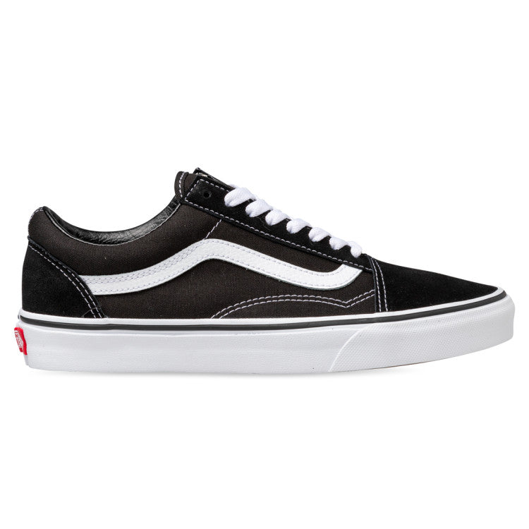 Vans Skate Old Skool Pro Black/White