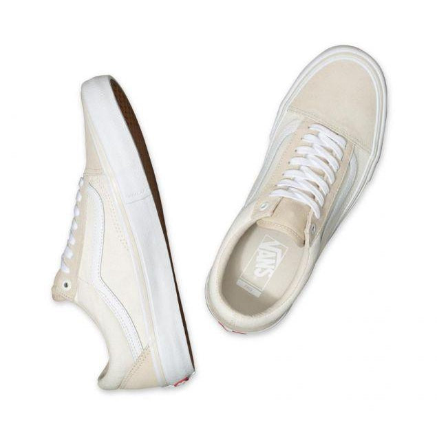 Vans Skate Old Skool Pro Off White | 1991 Skateshop | Fremantle WA