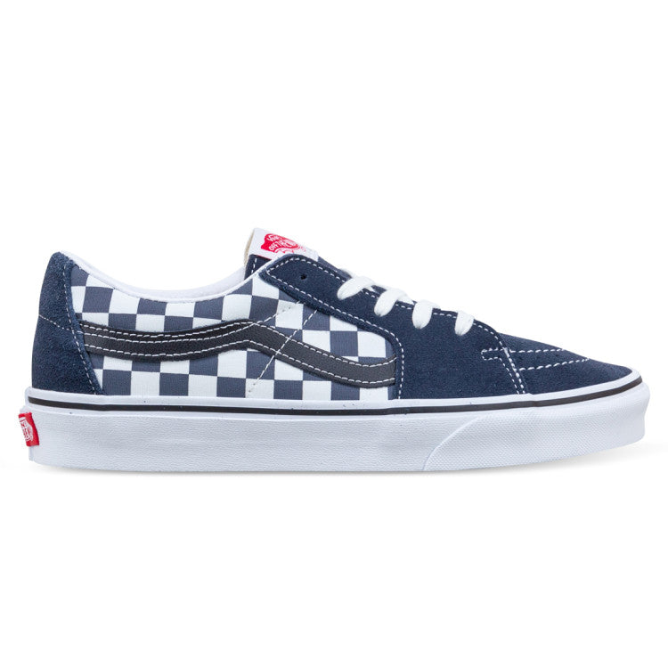 Vans SK8-Low (CANVAS/SUEDE) INDIA I India Ink/Checkerboard | 1991 Skateshop | Fremantle WA