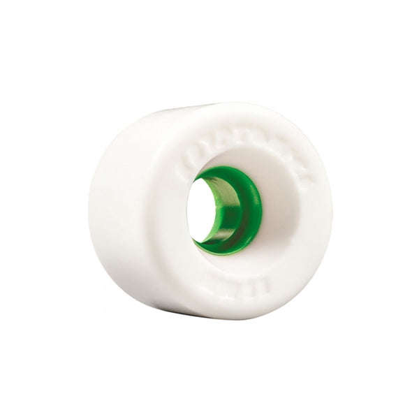 Kryptonics Star Track Wheels White/Green 82A