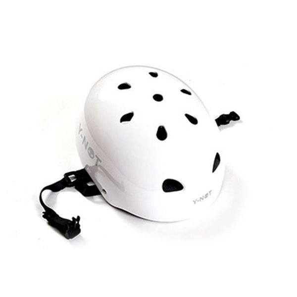 Y-Not Helmet White XS