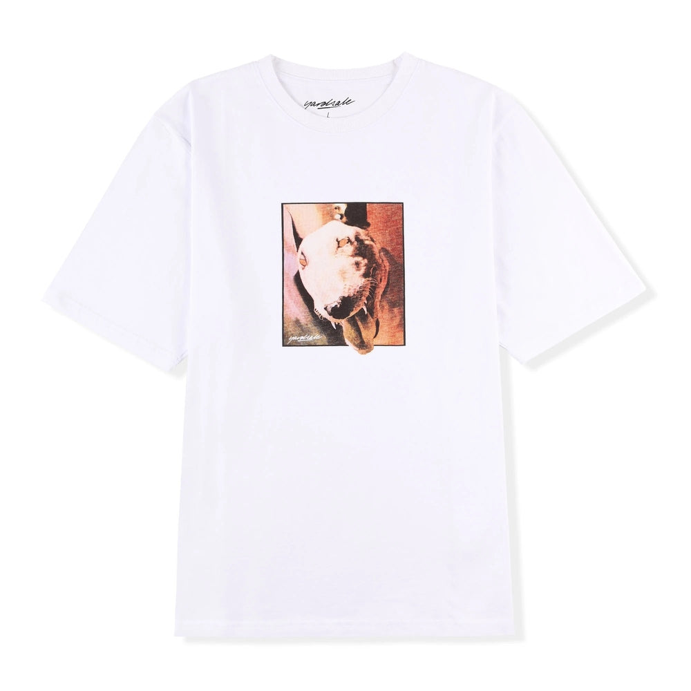 Yardsale Rabid Tee White