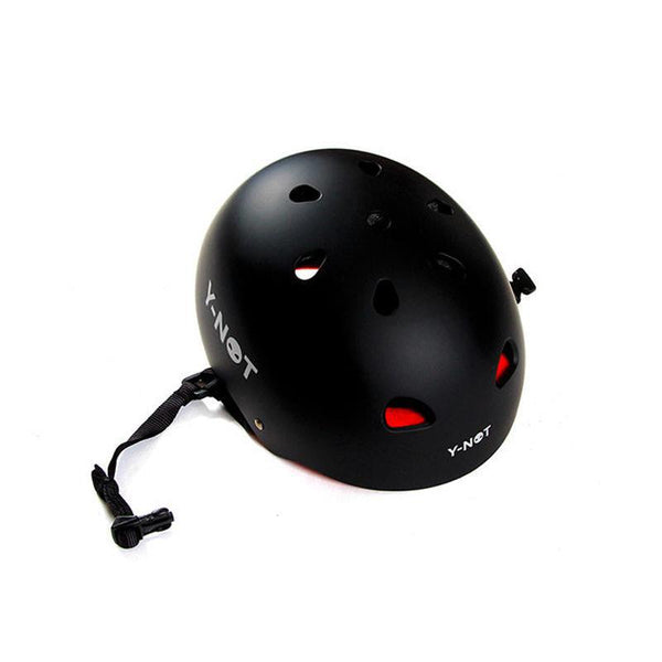 Y-Not Helmet Black