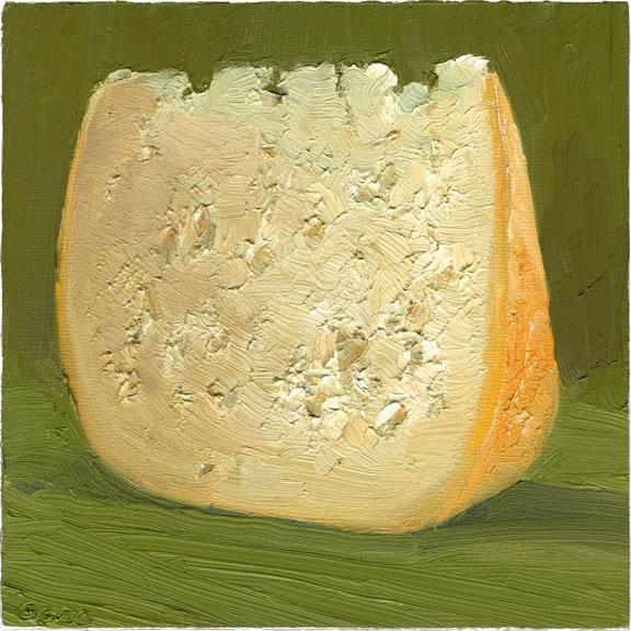 Cheese Portrait Bridgid's Abbey | Revittle